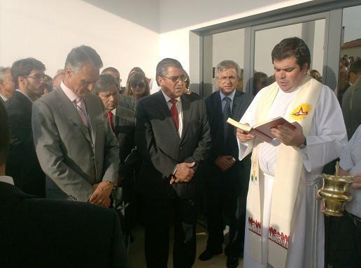 Anacleto Baptista favorece a Igreja - Cidadãos por Abrantes
